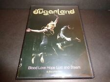 SUGARLAND-Blood love hope lust & Steam-PROMO DVD made to campaign for ACM votes
