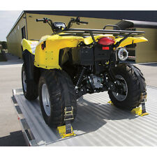 ATV / UTV Wheel Chock Trailer Tie Down Strap Kit Moose 3920-0399