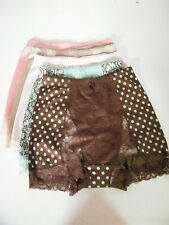 """Rhonda Shear """"Pin-Up Girl"""" 5-pack Control Lace Panty-SPOT ON-Large-NEW"""