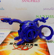 Bakugan Quake Dragonoid Blue Aquos Bakutremor DNA 940G & cards