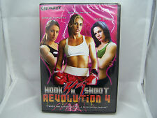 MMA *Hook n Shoot Revolution Vol. 4 (DVD 2008) New Women's Tournament Fightworld
