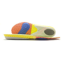 EVA Orthotic Insoles for Arch Support Plantar Fasciitis Flat Feet Back Heel Pain