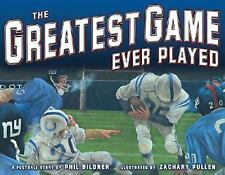 The Greatest Game Ever Played-ExLibrary
