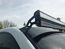 "DUAL 50"" 52"" LED DUAL Light Bar bracket For 2004-2014 Ford F150/ Raptor trucks"