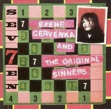 Sev7en by Exene Cervenka/Original Sinners (CD, Mar-2006, Nitro)