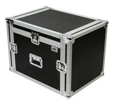 OSP 8 Space ATA Mixer Amp Rack Road Case Fits Rack Mountable Mixers