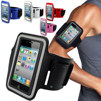 Running Sports Gym Armband Case Cover Pouch for Apple iPhone 4S 4 4G 3GS *BB