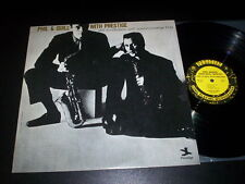 "Phil Woods/Gene Quill Quintet ""Phil & Quill With Prestige"" LP Original Jazz Clas"