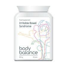 BODY BALANCE IBS PILLS TABLETS IRRITABLE BOWEL SYNDROME REMEDY PAIN RELIEF