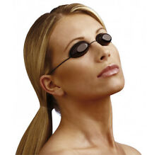 1x iGoggles Indoor & Outdoor Sunbed Protection Elastic Tanning Eye Goggles