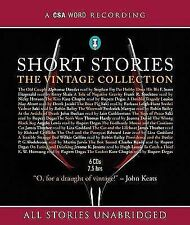 Short Stories: The Vintage Collection A CSA Word Recording