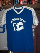 Norton Lilly International vintage 100% polyester Softball jersey mid 80's