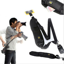 Qualitäts-edle Kamera Schulter Neck Strap Schwamm-Auflage für Kamera SLR DSLR
