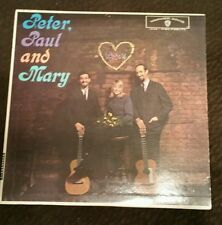 PETER PAUL AND MARY LP & Moving