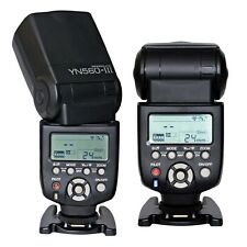 Yongnuo YN560 III Wireless LCD Flash Speedlite YN-560 III For Canon Nikon Pentax