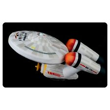 "STAR TREK TOS Licensed 10"" USS Enterprise NCC-1701 PLUSH Chibi-Style Replica"