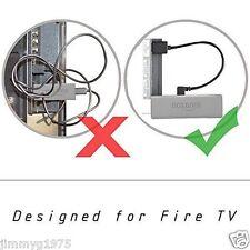 Amazon Fire TV Cavo USB-POTENZA Fire Stick da TV porta USB-Cavo Corto