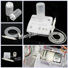 SK-E1 Dental Ultrasonic Scaler 5 Tips Liquid Bottles Handpiece f/ EMS Woodpecker