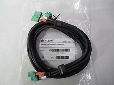 NEW Polycom 2457-82586-001 Phoenix to Phoenix Cable, 3M  9.8 Ft Male to Female