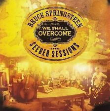 We Shall Overcome The Seeger Sessions Bruce Springsteen (CD/DVD, 2-Sided Disc)