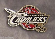 NBA Pewter Belt Buckle Cleveland Cavaliers NEW