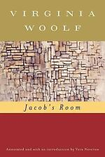 Jacob's Room by Virginia Woolf (2008, Paperback, Annotated)