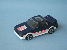 Matchbox Toyota MR2 MKI Purple Body Boxed Sports Toy Model Car Boxed Superfast