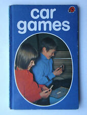 LADYBIRD BOOK CAR GAMES SERIES 633 1978 60P NET