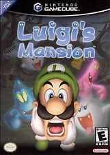 Luigi's Mansion (Nintendo GameCube, 2001) -