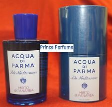 ACQUA DI PARMA BLU MEDITERRANEO MIRTO DI PANAREA EDT NATURAL SPRAY - 75 ml