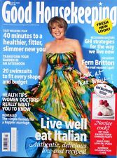 Good Housekeeping Magazine July 2009 - Fern Britton