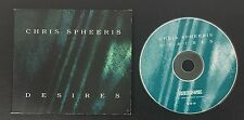 Desires by Chris Spheeris AUDIO CD 9 Tracks