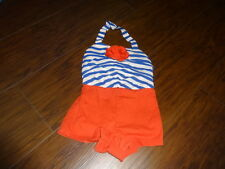JANIE AND JACK 18-24 EUROPEAN TRAVELER OUTFIT ROMPER