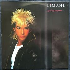 Limahl LP Don't Suppose - France (EX+/EX+)