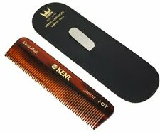 Kent Comb and File in Leather Case NU19