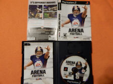 PS2 Playstation 2 Lot of 4 Football games 2K3, Head Coach, Blitz, Arena Football