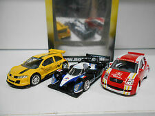 PACK 3 MEGANE SPORT+ 908HDI+C2 1600 NOREV 3 INCHES 1/64