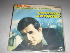 RICHARD ANTHONY 45 TOURS ITALIE CIN CIN