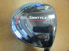 New Maruman Golf SHUTTLE i4000AR II 7 Fairway wood 21° MV502 Graphite Regular