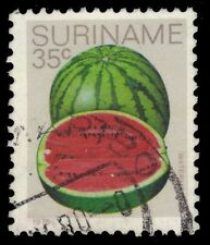 "SURINAME 515 (Mi843A) - Food Produce ""Watermelons"" (pa38344)"