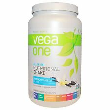 NEW Vega One All-In-One Nutritional Shake - French Vanilla