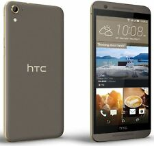 "New HTC ONE E9SW Brown Dual Sim 5.5"" 16GB 13MP 4G LTE Unlocked Mobile Phone"