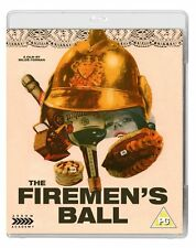THE FIREMAN'S BALL: New DVD - Jan Vostrcil, Josef Sebánek, Josef Valnoha