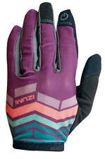 Pearl Izumi Women's Divide Full Finger MTB Gloves Dark Purple - Small