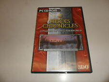 PC  Heroes Chronicles - Conquest of the Underworld
