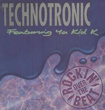 TECHNOTRONIC - Rockin' Over The Beat, Feat. Ya Kid K