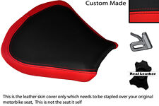 RED & BLACK CUSTOM FITS MV AGUSTA F3 675 800 10-14 FRONT RIDER SEAT COVER