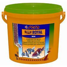 Sera Koi Royal HF mini 3800ml, Hauptfutter für kleine junge Koi bis 12 cm