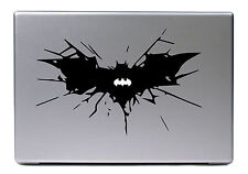 "Apple MACBOOK AIR PRO 13"" Batman Arkham Begins Adesivo STICKER SKIN DECAL 745"