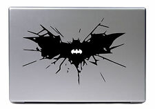 "Apple MacBook Air Pro 13"" BATMAN ARKHAM BEGINS Aufkleber Sticker Skin Decal 745"